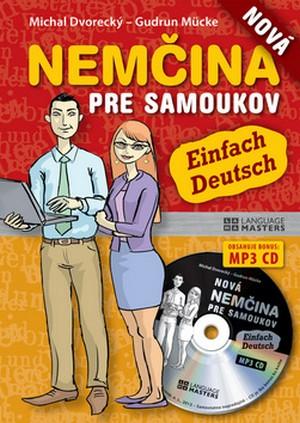 Nemčina pre samoukov. Nová + CD MP3