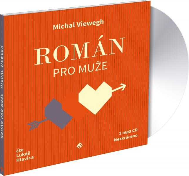 Román pro muže - CD MP3 (audiokniha)