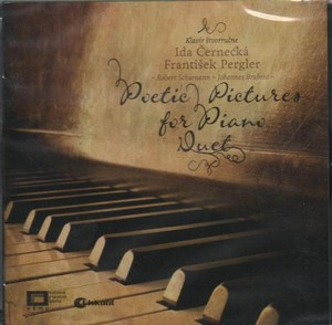 Poetic Pictures for Piano Duet - CD