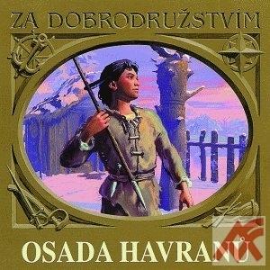 Osada havranů - CD (audiokniha)