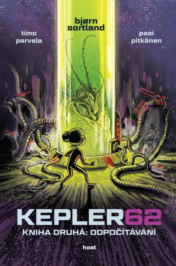 Kepler 62. Kniha druhá: Odpočítávání