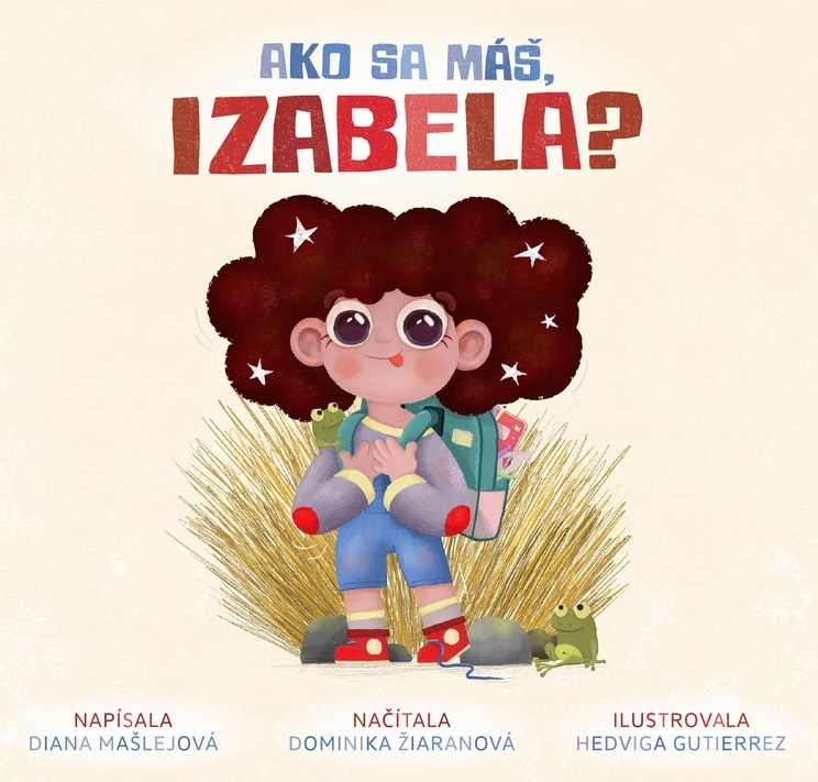 Ako sa máš, Izabela? - CD (audiokniha)
