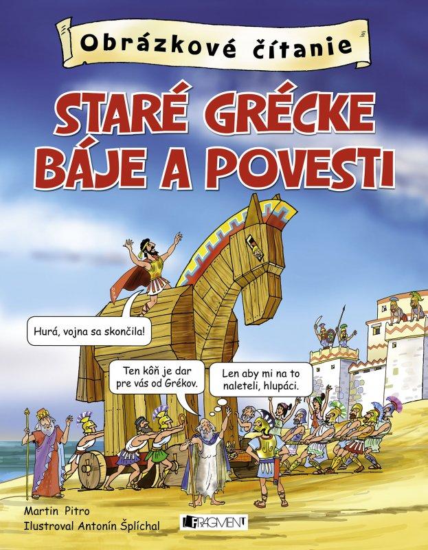 Staré grécke báje a povesti - obrázkové čítanie