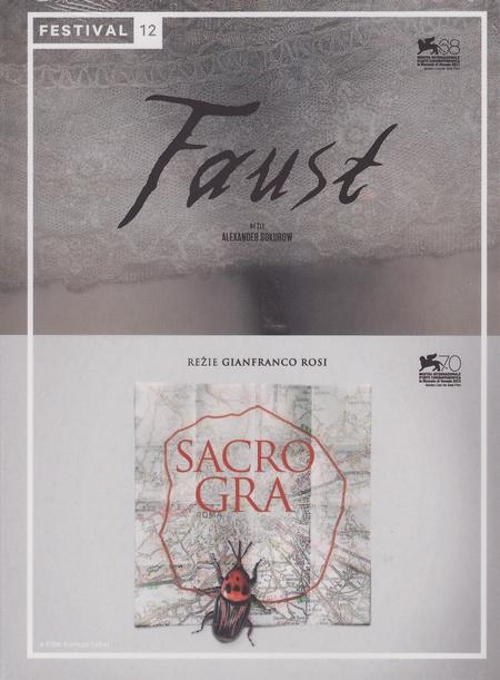 Faust / Sacro Gra - 2 DVD