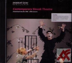 Contemporary Slovak Theatre 1999-2006 - CD