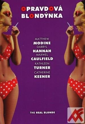 Opravdová blondýnka - DVD