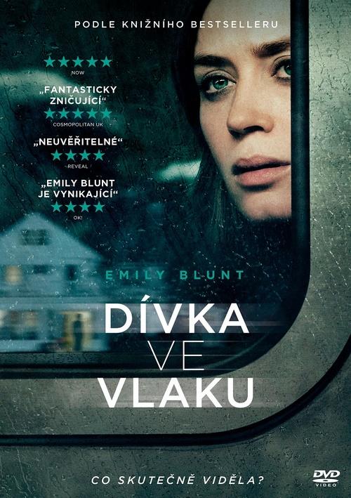 Dívka ve vlaku - DVD