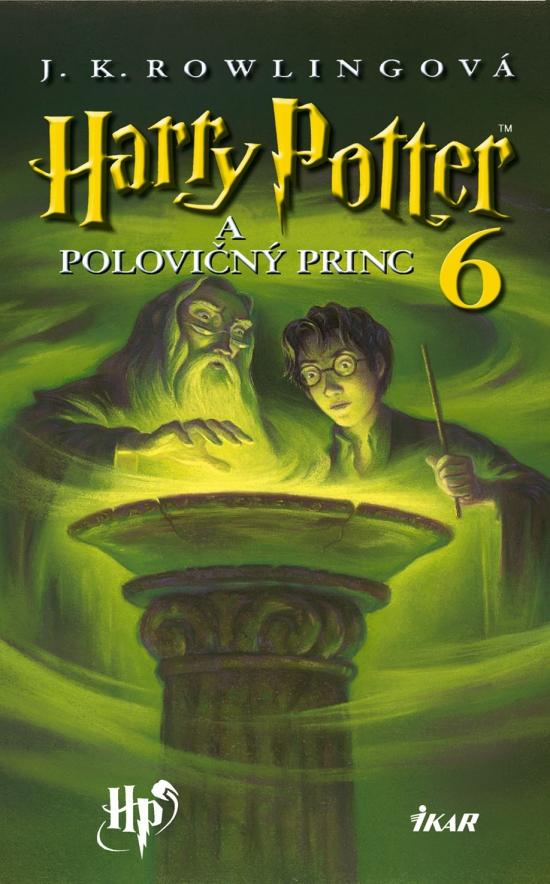 Harry Potter a Polovičný princ (tvrdá väzba)