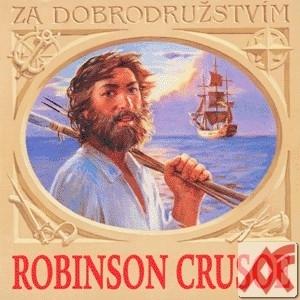 Robinson Crusoe - CD (audiokniha)