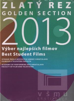 Zlatý rez 2013. Výber najlepších filmov - DVD