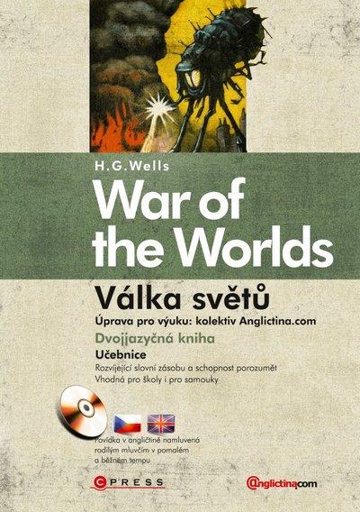 Válka světů / War of the Worlds + MP3 CD