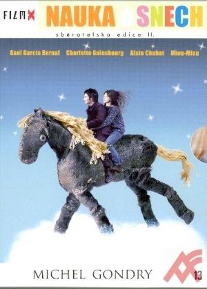 Nauka o snech - DVD (Film X II.)