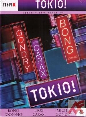 Tokio! - DVD (Film X III.)