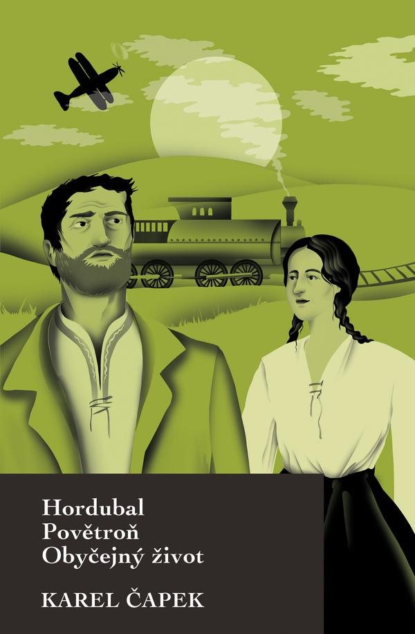Hordubal, Povětroň, Obyčejný život