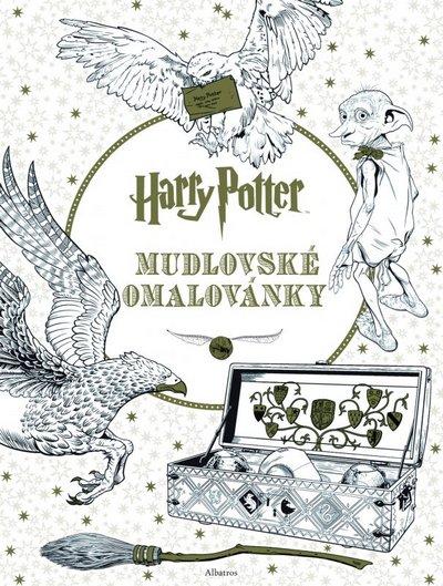 Harry Potter. Mudlovské omalovánky