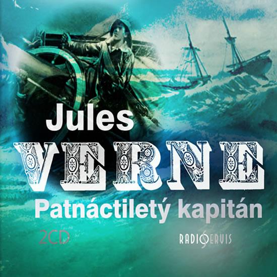 Patnáctiletý kapitán - 2 CD (audiokniha)