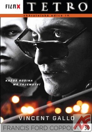 Tetro - DVD (Film X IV.)