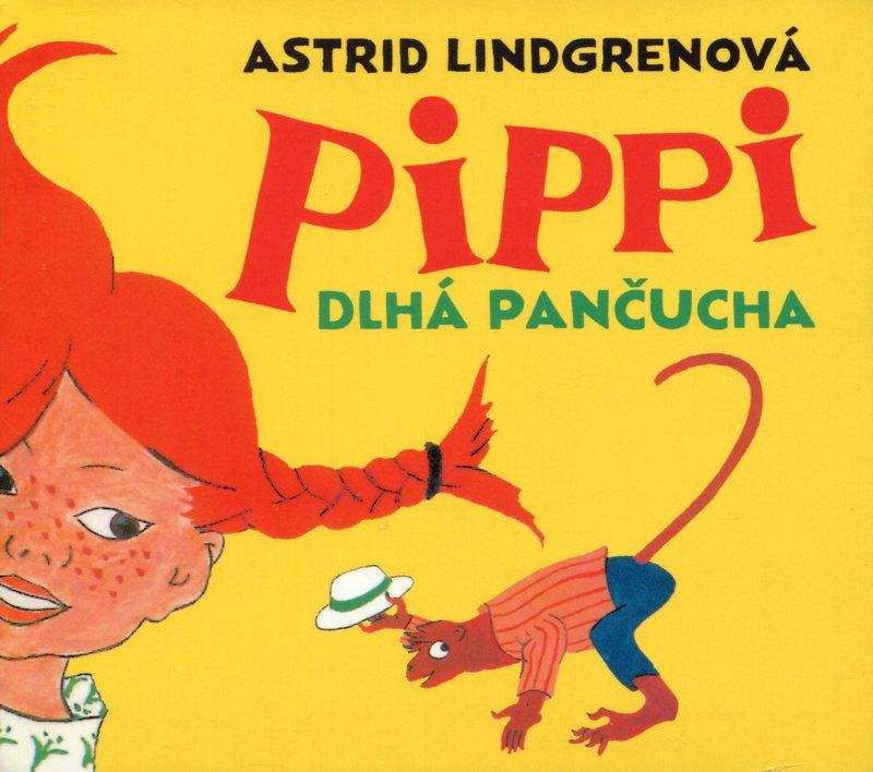 Pippi Dlhá pančucha - CD (audiokniha)