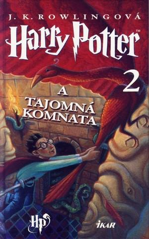 Harry Potter a Tajomná komnata (tvrdá väzba)