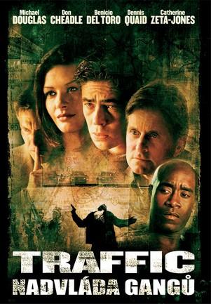 Traffic - nadvláda gangů - DVD (papierový obal)
