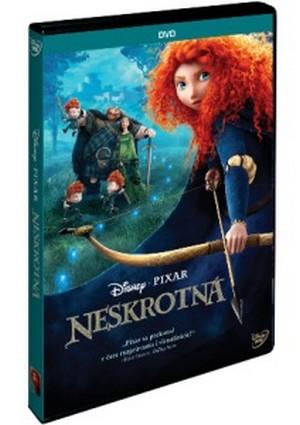 Neskrotná - DVD