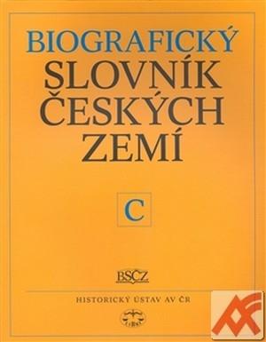 Biografický slovník českých zemí 9. (C)