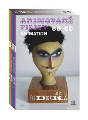 Animované filmy 01-34 / Animation - 3 DVD