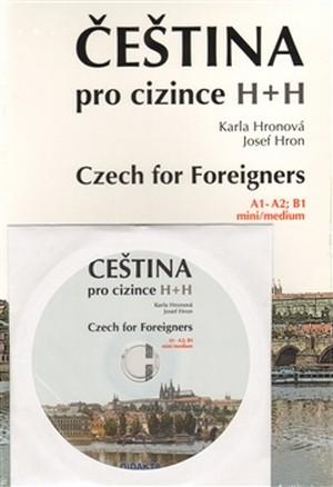 Čeština pro cizince / Czech for Foreigners + CD