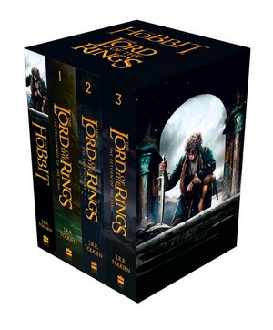 Hobbit And The Lord Of The Rings - Box Set
