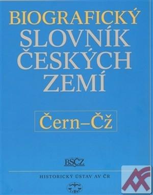 Biografický slovník českých zemí 11. (Čern-Čž)