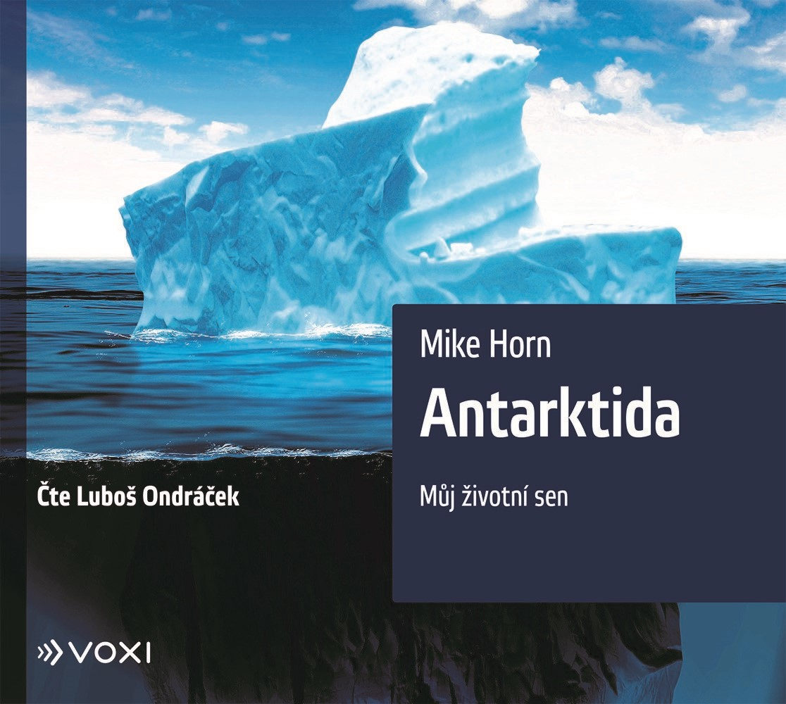 Antarktida - CD (audiokniha)