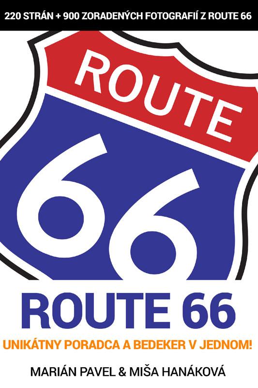 Route 66 - unikátny poradca a bedeker v jednom!
