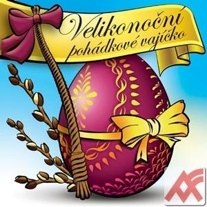 Velikonoční pohádkové vajíčko - CD (audiokniha)