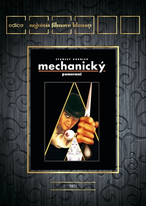 Mechanický pomeranč - DVD