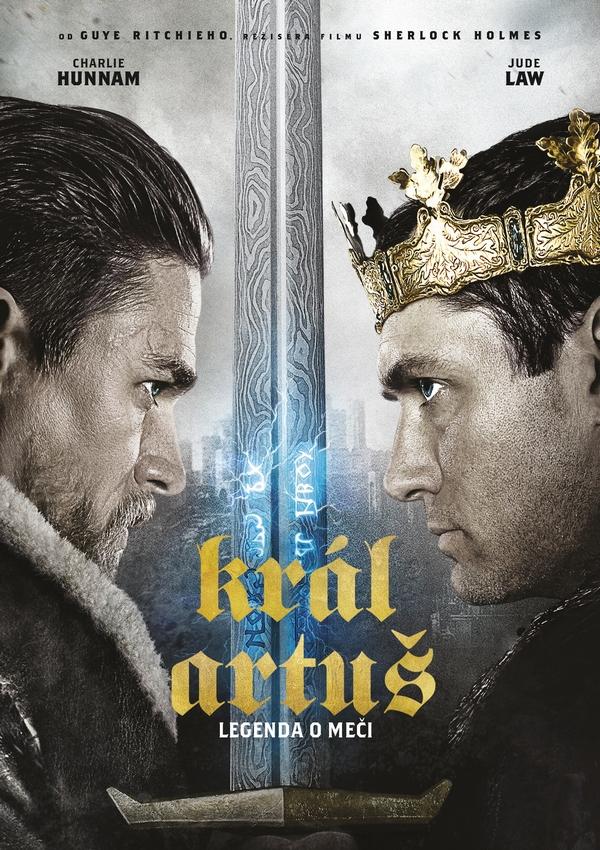 Král Artuš: Legenda o meči - DVD