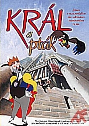 Král a pták - DVD