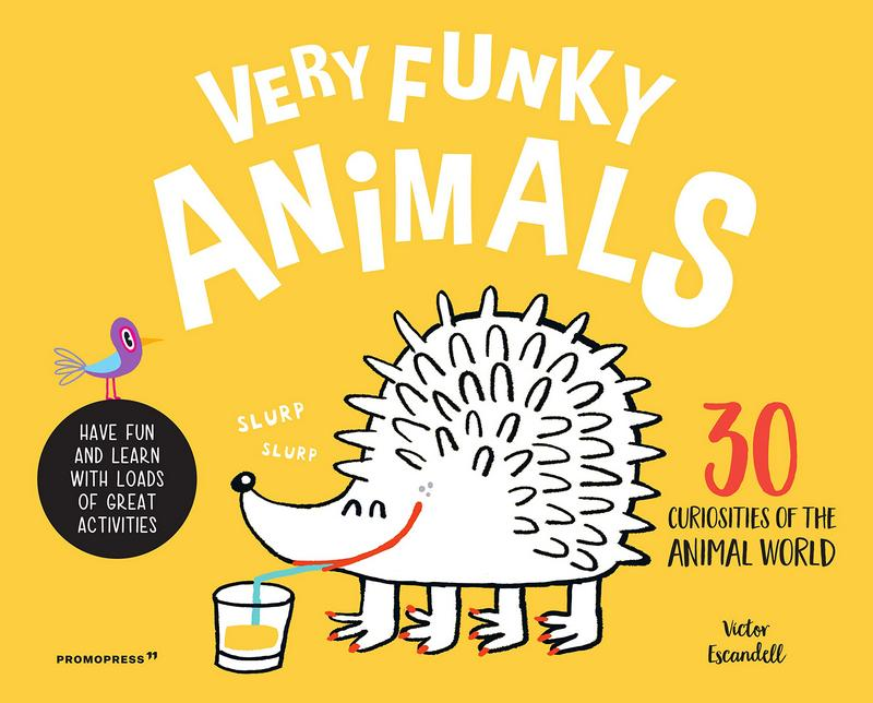 Very Funky Animals