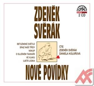 Nové povídky - 2 CD (audiokniha)