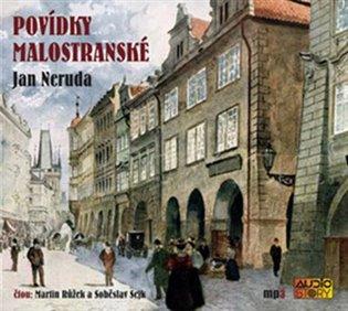 Povídky malostranské - CD MP3 (audiokniha)