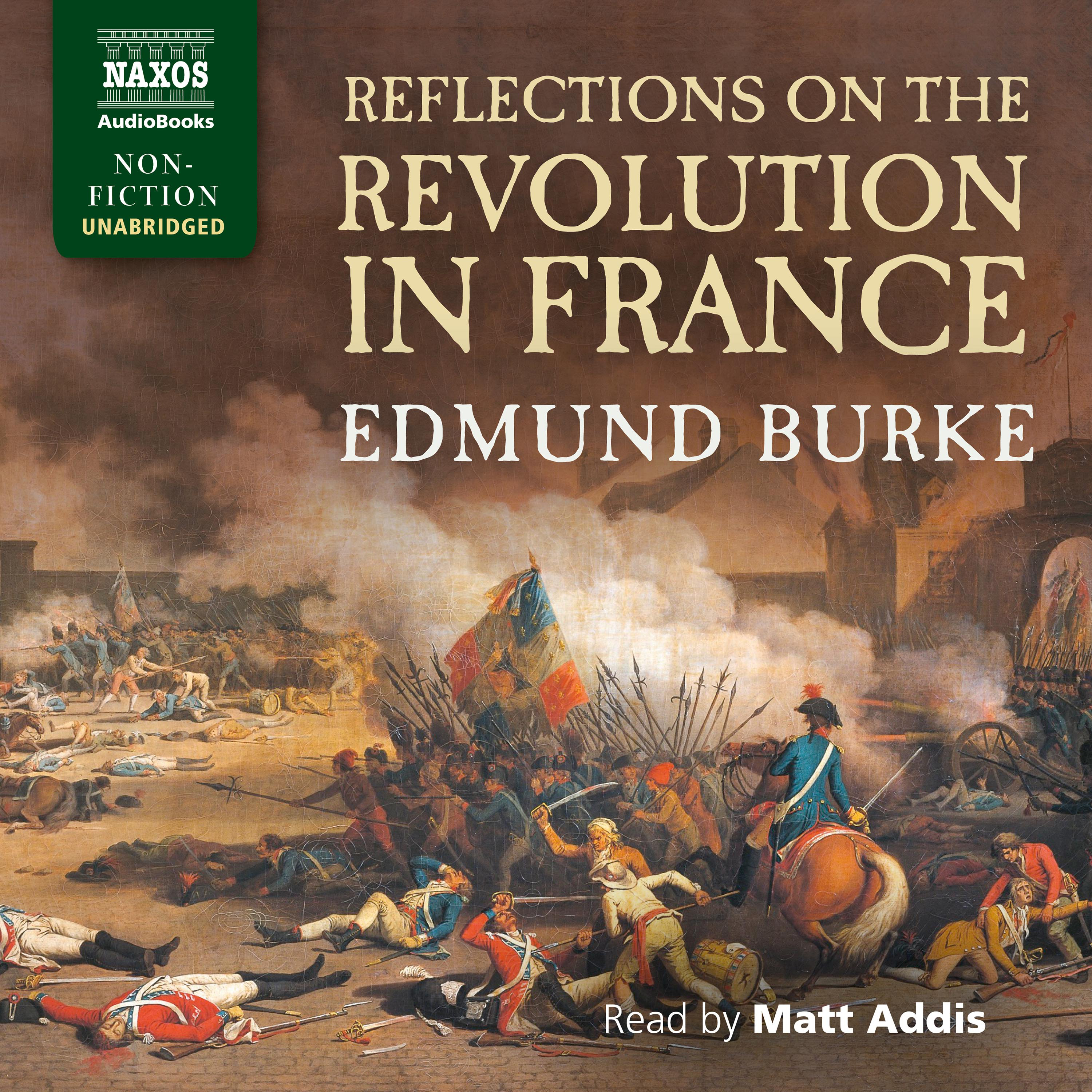 Reflections on the Revolution in France (EN)