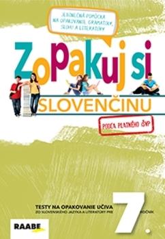 Zopakuj si slovenčinu pre 7. ročník