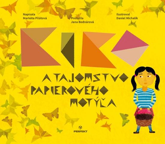 Kiko a tajomstvo papierového motýľa