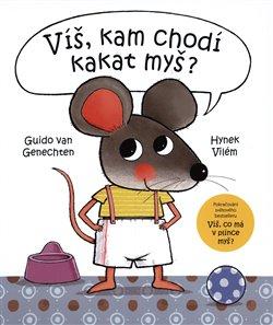 Víš, kam chodí kakat myš?