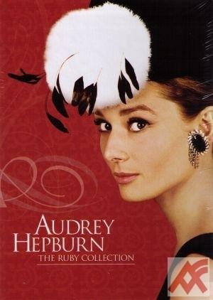 Audrey Hepburn: Rubínová kolekce - 6 DVD