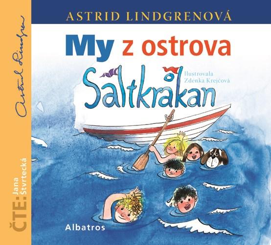 My z ostrova Saltkrakan - CD (audiokniha)