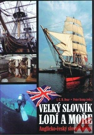Velký slovník lodí a moře. Anglicko-český slovník hesel