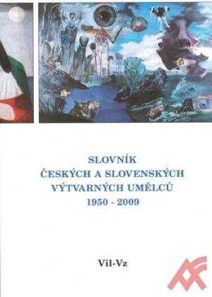 Slovník českých a slovenských výtvarných umělců 20 Vil-Vz