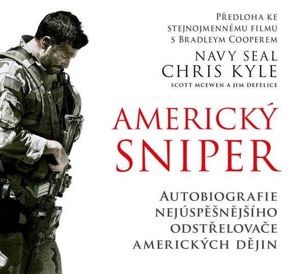 Americký sniper - CD (audiokniha)