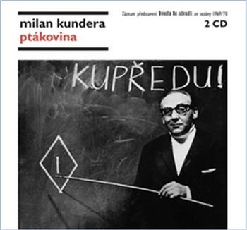 Ptákovina - 2 CD (audiokniha)
