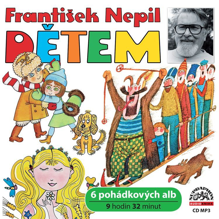 Dětem - CD MP3 (audiokniha)